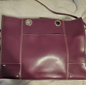 Wilson's Leather Briefcase/Laptop Bag